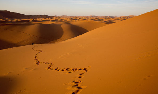 Mimì – Attraversiamo il deserto