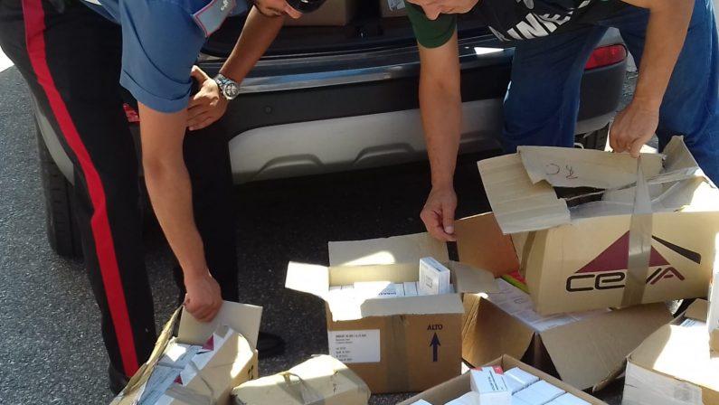 Farmaci rubati, 3 arresti e 1 farmacia sequestrataIndagini della Procura di Lamezia e dei carabinieri del Nas