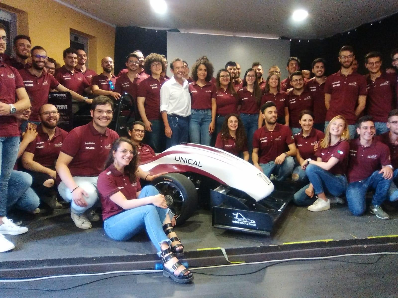Unical, pronta Metis, la nuova vettura del Reparto Corse: verso la sfida di Hockenheim