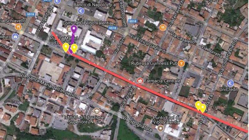 LE MAPPE - Wi fi gratis a Vibo, ecco le aree in cui è attivo il servizio