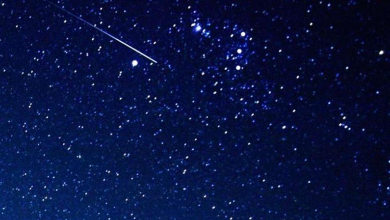 La notte delle stelle cadenti