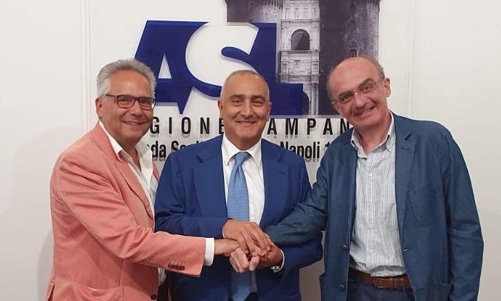 Sanità, insediata la direzione strategice dell'Asl Napoli 1 Centro