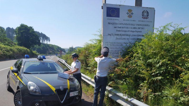 Le opere incompiute in Calabria, la denuncia di Cgil tra negligenza e malaffare