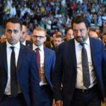 Matteo Salvini Luigi Di Maio funerali genova.jpg