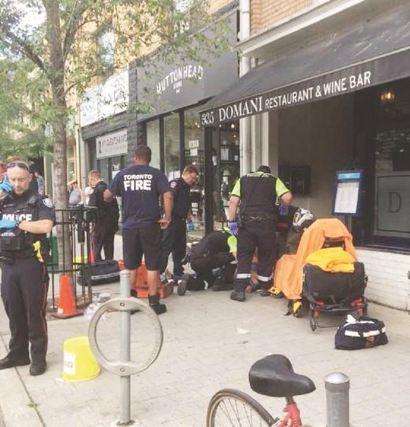 Ristoratore vibonese incensurato ucciso a TorontoSullo sfondo la guerra di 'ndrangheta, indagini
