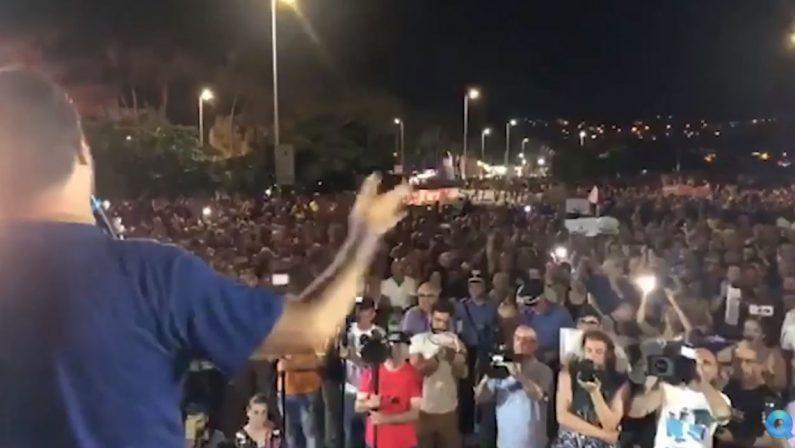 Provocò un black-out al comizio di Salvini in Calabria, archiviato il procedimento penale