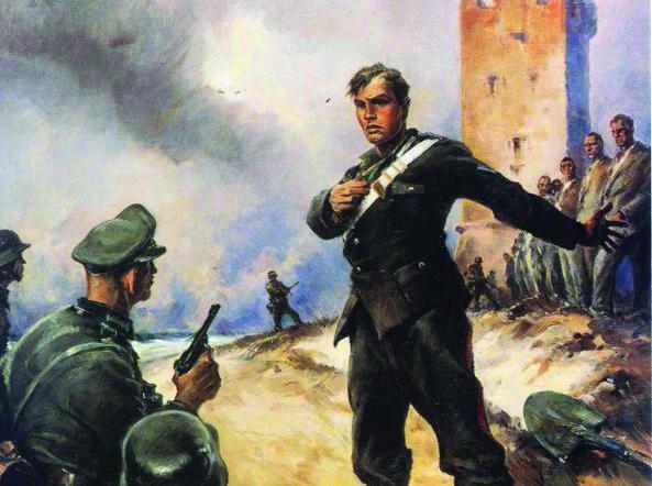 Ventenni nella storia, il sacrificio di Salvo D'Acquisto  Il Vice Brigadiere dei carabinieri medaglia d'oro al valore