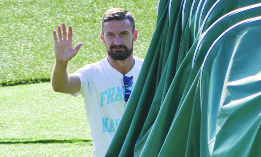 L'Avellino riabbraccia il capitano Santiago Morero