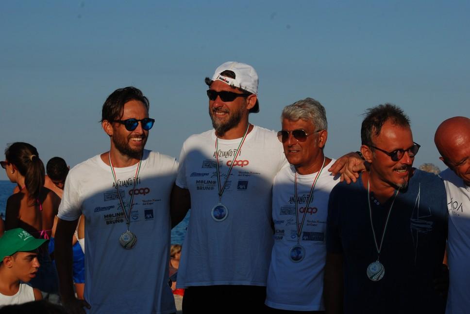 """Nuoto, successo per il Trofeo Città di Roccella JonicaUltima tappa del progetto """"Tra cielo ed Acqua"""""""