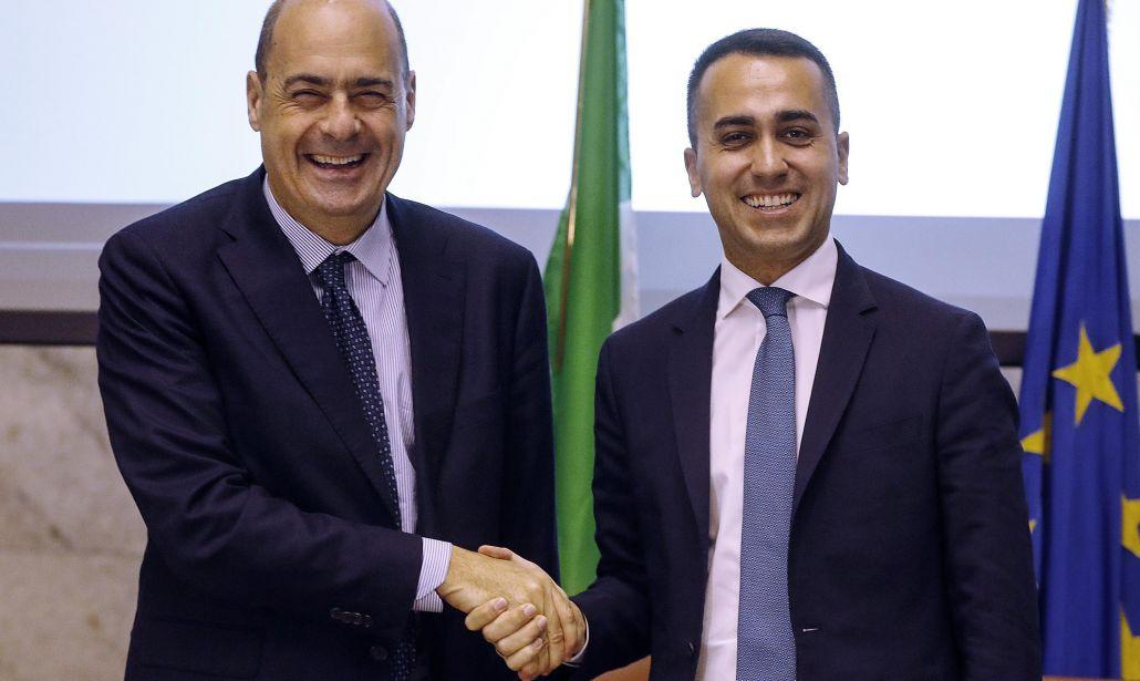 Elezioni regionali, vertice Di Maio-Zingaretti sulla Calabria: si cerca l'intesa