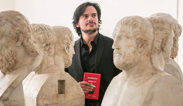 """Guardate Lost e Black Mirror per capire Kant e Platone"""": intervista al filosofo Tommaso Ariemma"""