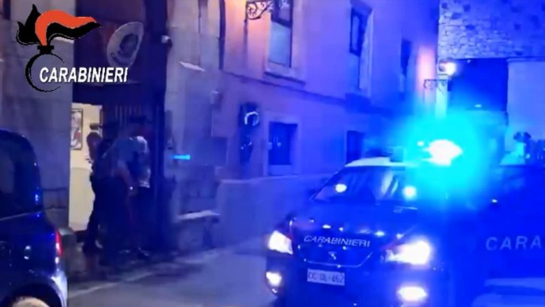 VIDEO - L'arresto del latitante di 'ndrangheta calabrese mentre era in vacanza in Sicilia