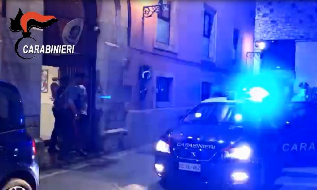 VIDEO – L'arresto del latitante di 'ndrangheta calabrese mentre era in vacanza in Sicilia