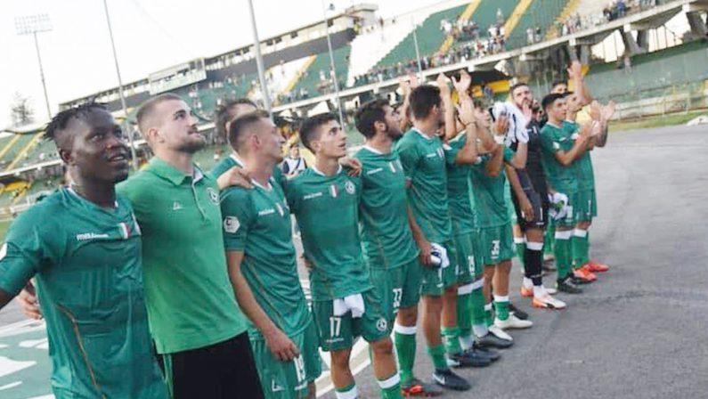I biancoverdi passano il turno in Coppa Italia