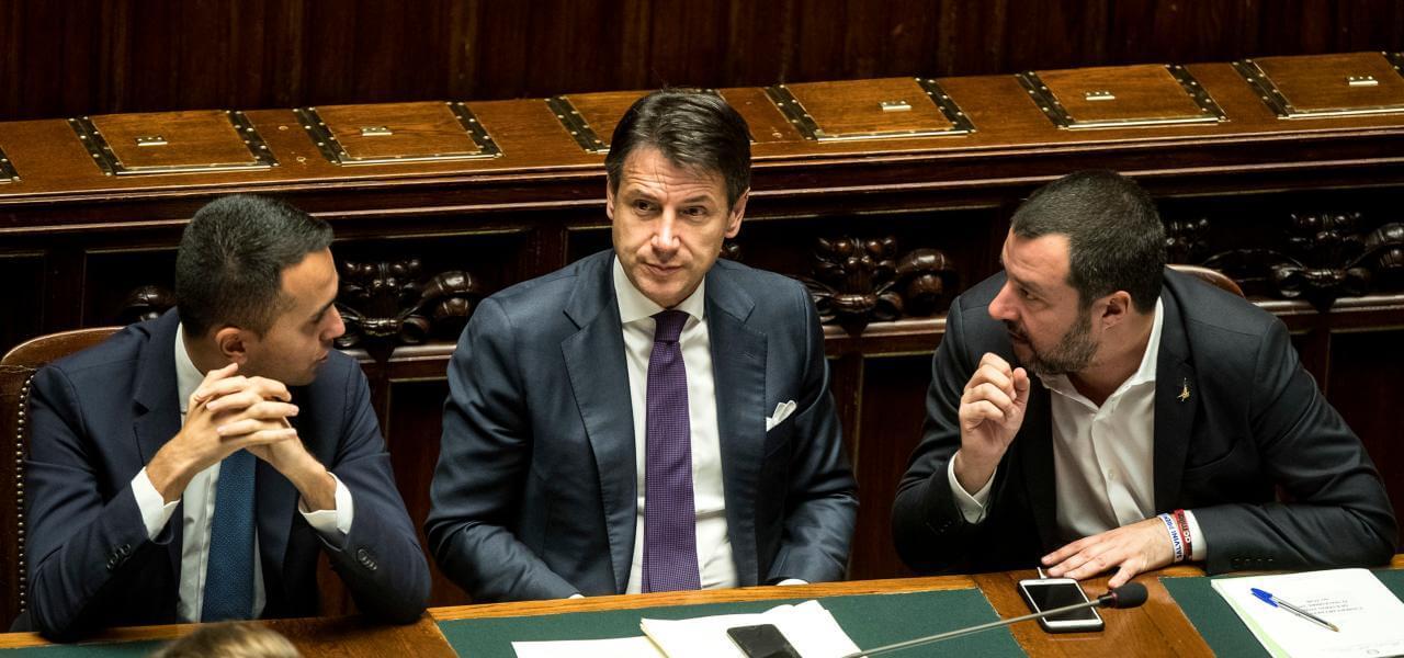 L'editoriale del direttore Roberto Napoletano FATE PIANO La situazione è gravissima, serve una fase di decantazione per il bene del Paese