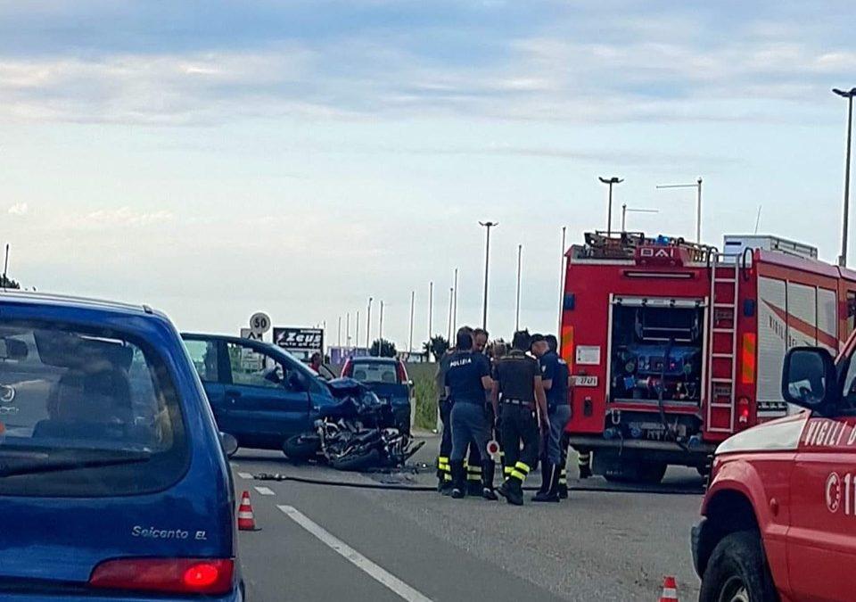 L'incidente mortale avvenuto a Crotone