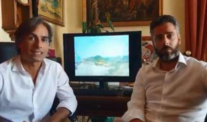 """IL VIDEO – Reggio Calabria, il sindaco denuncia """"i lordazzi"""" che sporcano la città… le immagini inchiodano l'Anas"""