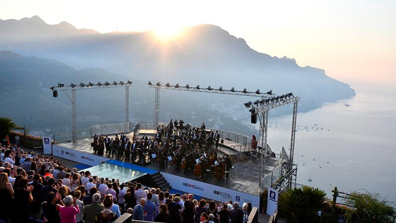 La magia della musica a Ravello Festival con Messian e Mahler