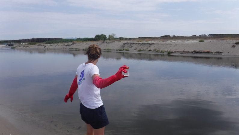 Inquinamento in Campania: maglia nera per le foci dei fiumi Irno, Savone, Sarno, dei Regi Lagni, del canale di Licola e del torrente Asa