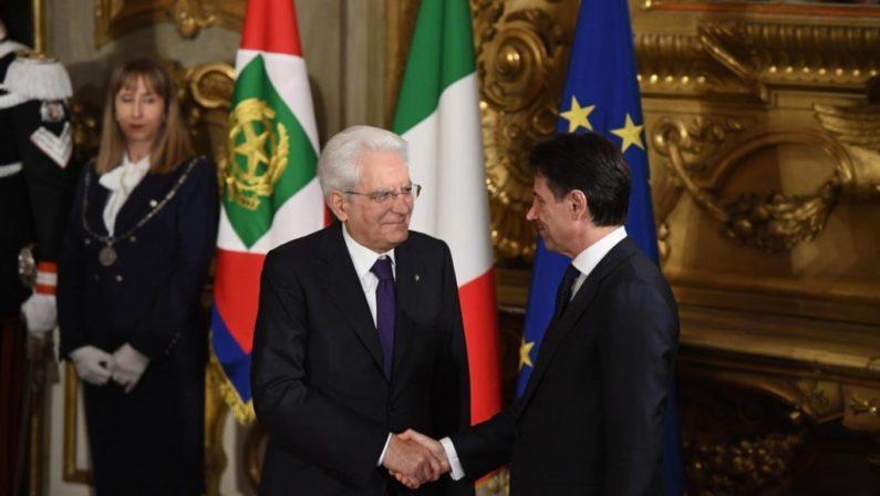 Mattarella raffredda Renzi ma Conte resta sempre in bilico