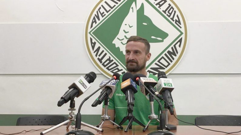 """Calcio Avellino, Morero: """"Affronteremo le difficoltà da vero gruppo. Sono grato alla città"""""""