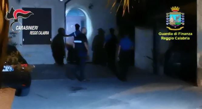 VIDEO - 'Ndrangheta, operazione contro la cosca reggina dei Cordì, arresti e sequestri