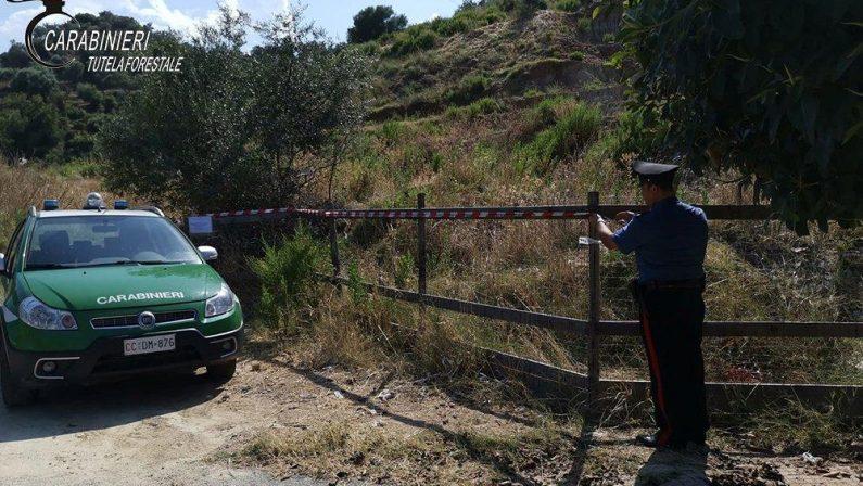 Alluvione di Rossano, sequestrati diversi terreniSette persone indagate per opere realizzate senza i permessi