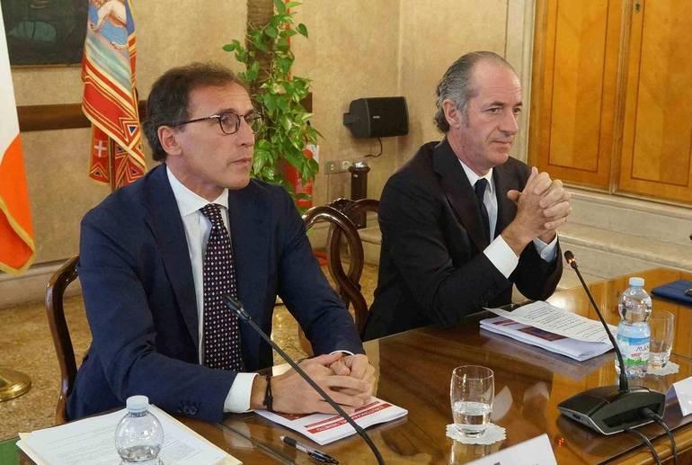"""E il secessionista Zaia chiede aiuto allo Stato per il Coronavirus: """"zona rossa economica"""" per tutto il Veneto"""