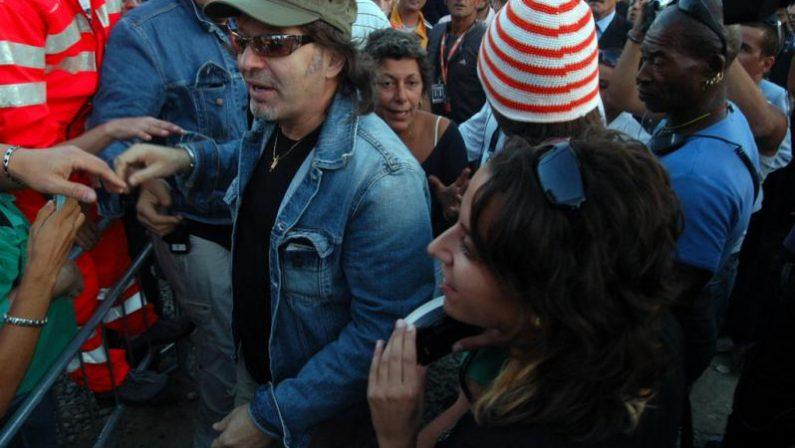 La Woodstock del Sud Italia, 15 anni dopo lo storico concerto di Vasco Rossi a Catanzaro
