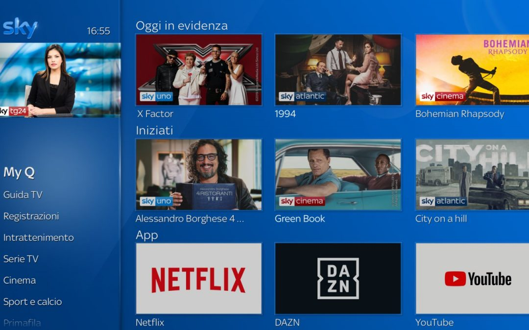 Sky-Mediaset-Netflix, la Rai è accerchiata. Viale Mazzini  sola contro i colossi e prigioniera dei partiti