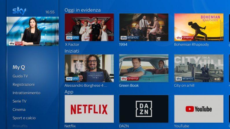 Sky-Mediaset-Netflix, la Rai è accerchiata
