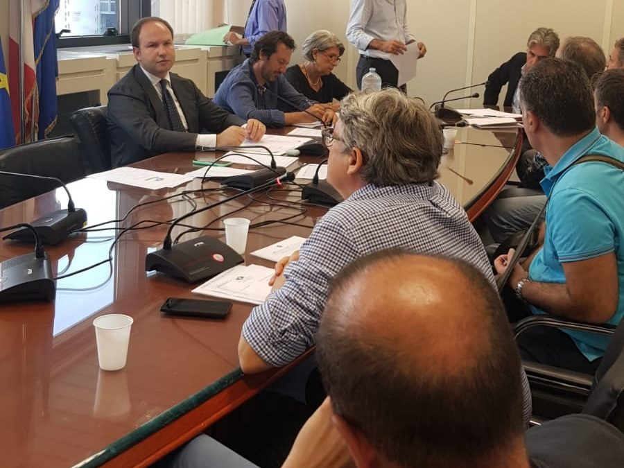 """Terra dei fuochi, Zinzi:""""Governo e Regione investano meglio le risorse"""""""