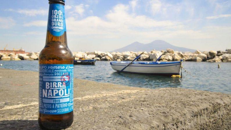 Birraioli napoletani contestano la Birra Napoli