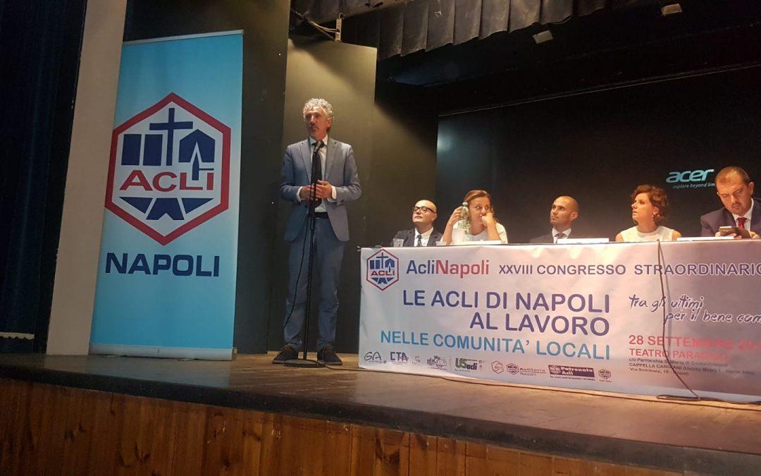 Acli di Napoli a congresso, eletto il nuovo consiglio provinciale