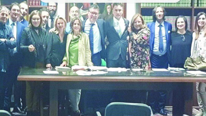 Vibo, Domenico Sorace eletto presidente dell'ordine degli avvocati