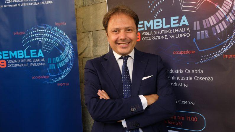 Lavoro, l'allarme di Amarelli (Confindustria): «In 10 anni persi in Calabria 24mila posti di lavoro nell'edilizia»