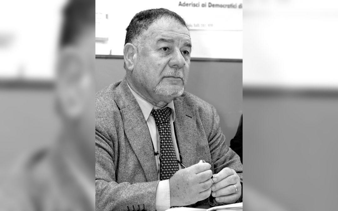 Politica vibonese in lutto, muore Franco De Luca
