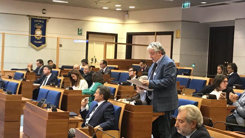 """Regionali, Carlo Iannace in campo: """"De Luca garante della coalizione"""""""