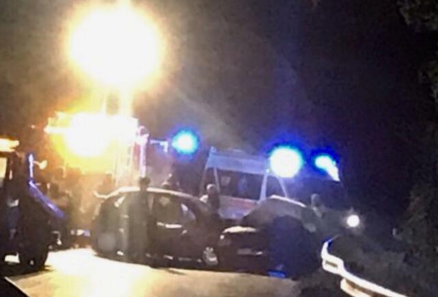 Tragedia nella notte, quattro ragazzi morti in un incidente stradale a Rende