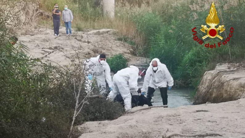 Cadavere in decomposizione nel Crotonese, indagini per identificare l'uomo