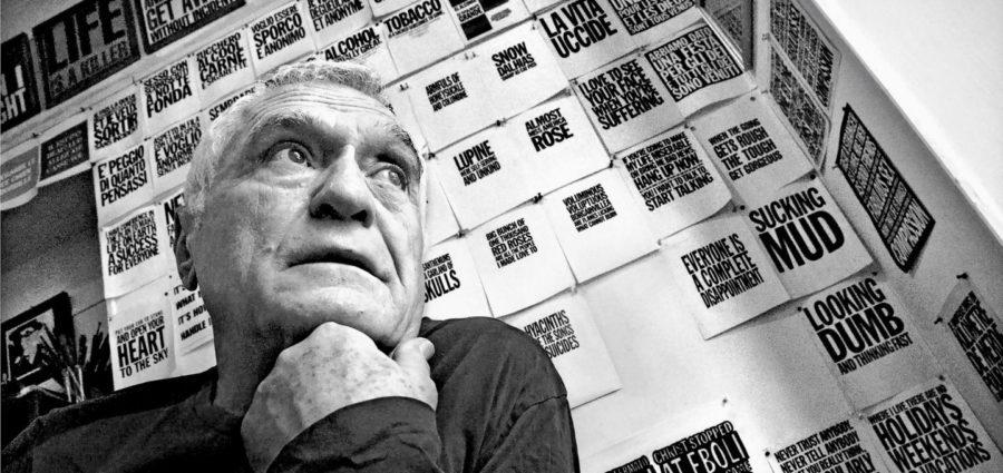 Addio a John Giorno, il guru della Pop art con radici lucane