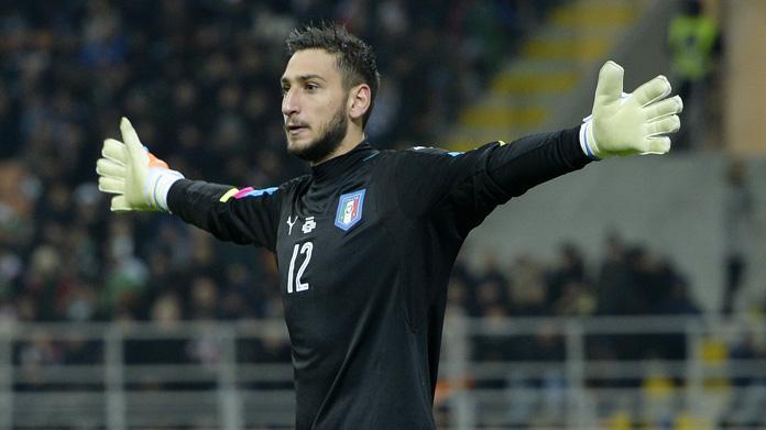 Come vanno gli azzurri di Mancini sui social   Donnarumma non fa miracoli   El Shaarawy, Bonucci e Verratti segnano gol su Instagram e Facebook