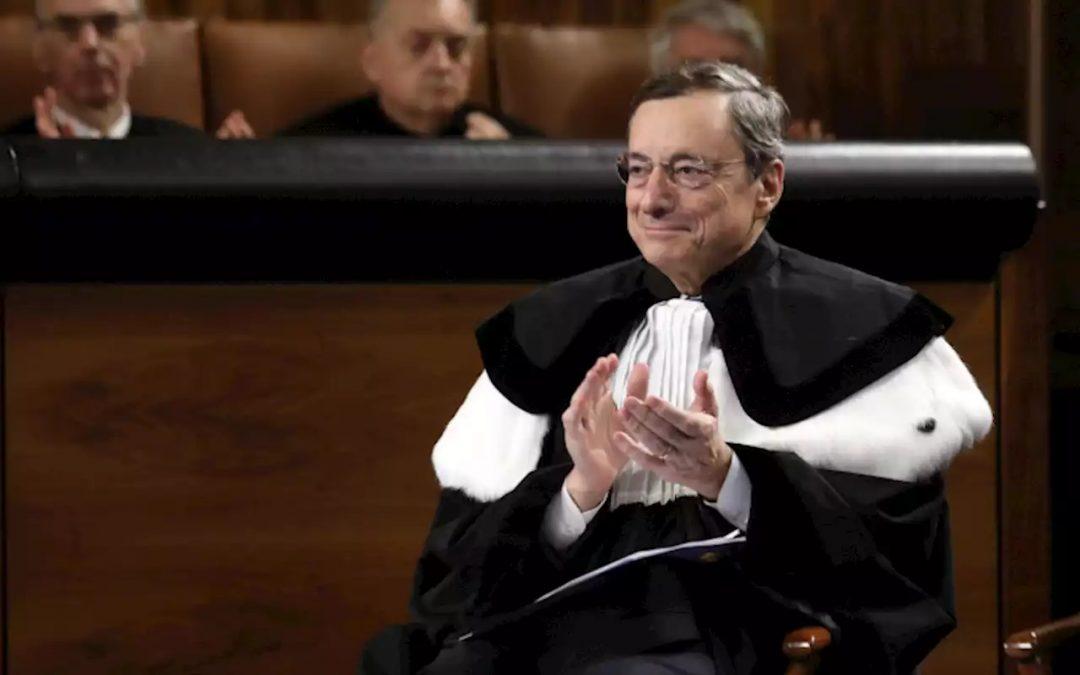 L'editoriale del direttore Roberto Napoletano Chi ha liberato l'Europa dalla dittatura del Marco