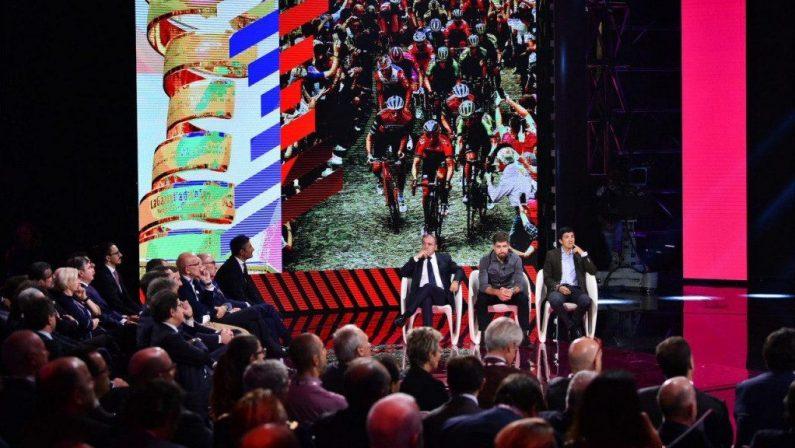 Giro d'Italia 2020, due tappe in Calabria per la corsa rosa