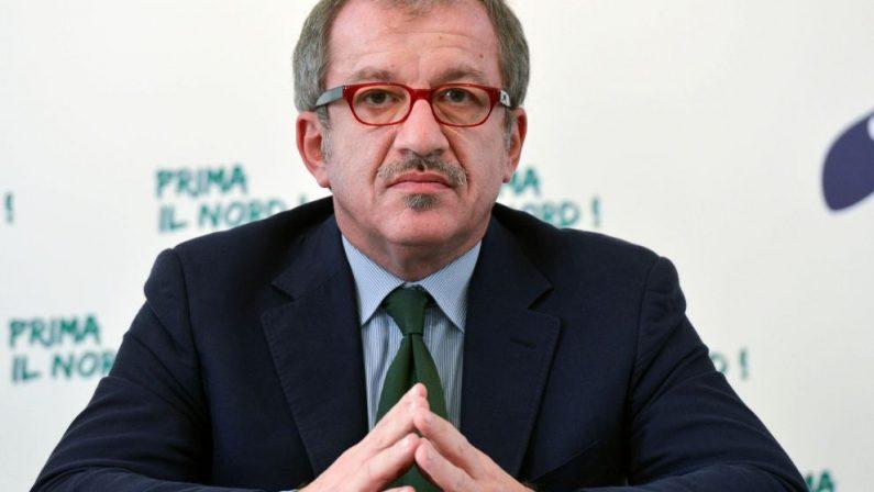 Roberto Maroni: «Continuerò a difendere l'Autonomia, ma la spesa storica va superata»