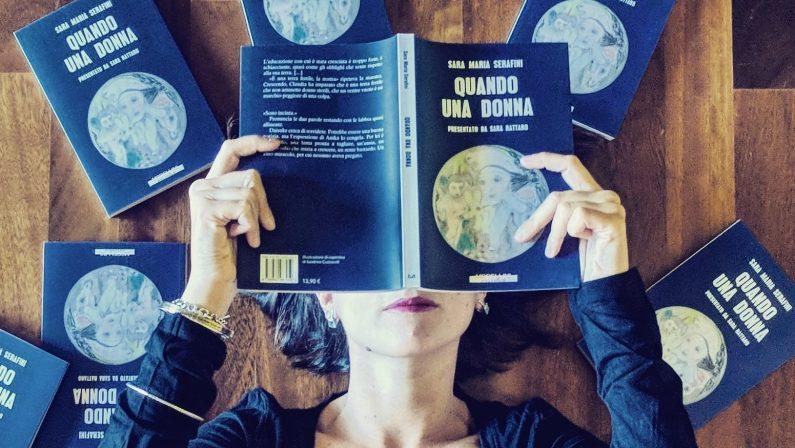 """A Cosenza la presentazione del romanzo di esordio di Sara Maria Serafini: """"Quando una donna"""""""
