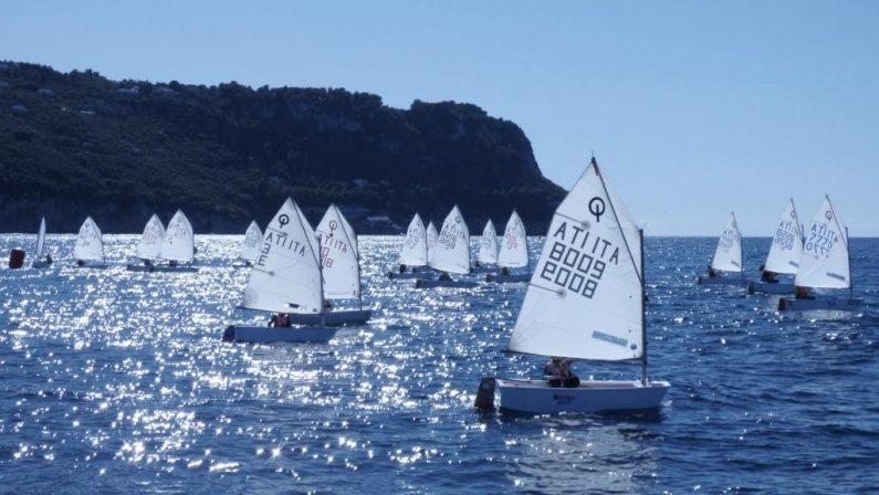 """V """"Trofeo Fabrizio Galli"""" Grande successo per la regata nelle acque di Capri"""