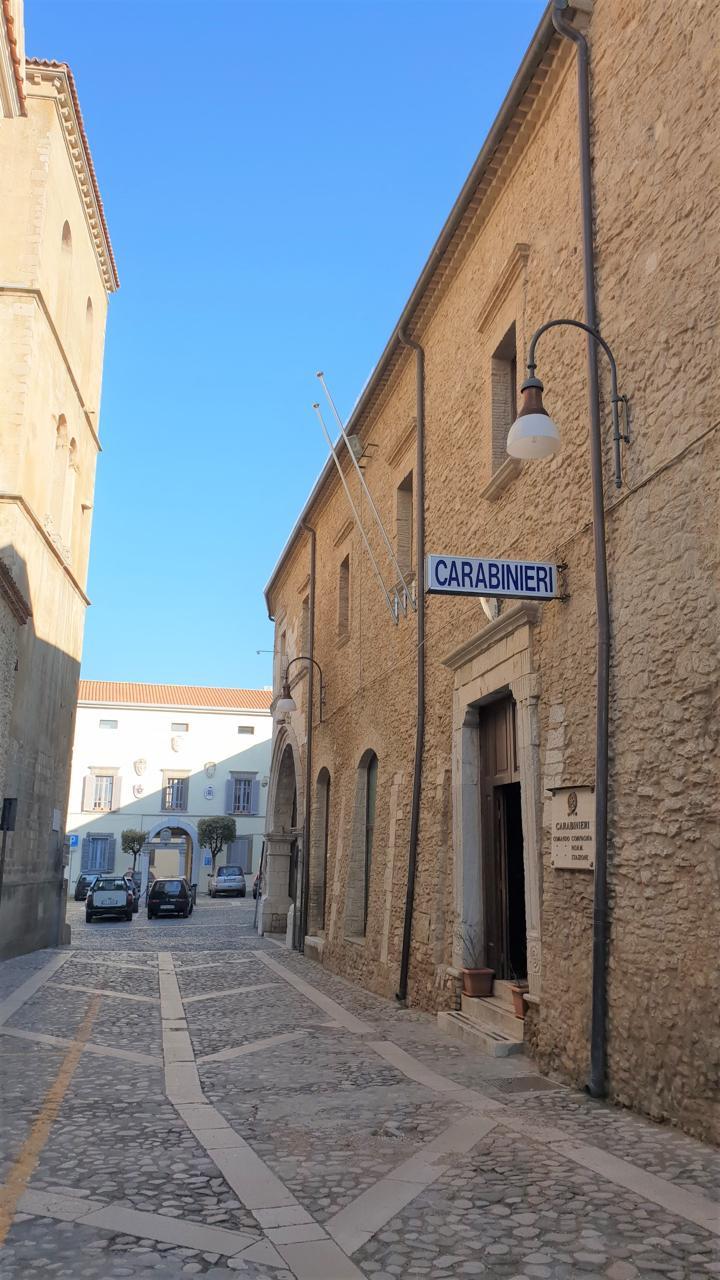 Carabinieri di Tricarico: una caserma, una storia