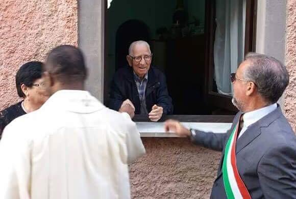 Oltre un secolo di vita da raccontare: i 107 anni di nonno Salvatore nel Vibonese