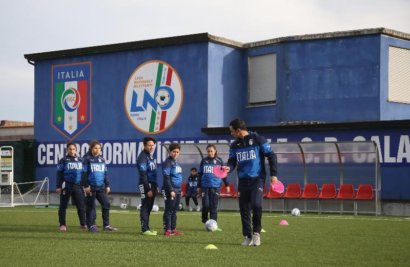 Calcio: la Nazionale Under 15 a Catanzaro, molti calabresi tra i convocati